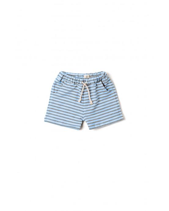 bermuda striped blue