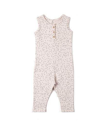 Dots pink Jumpsuit