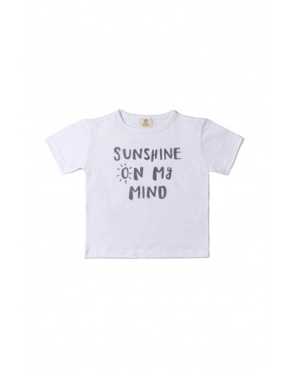 Camiseta flamé Sunshine