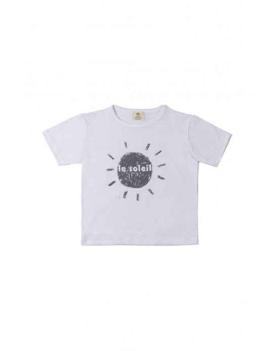 T-shirt Soleil
