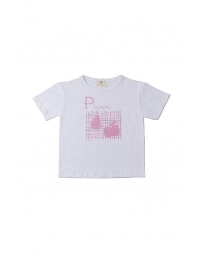 Camiseta flamé Picnic