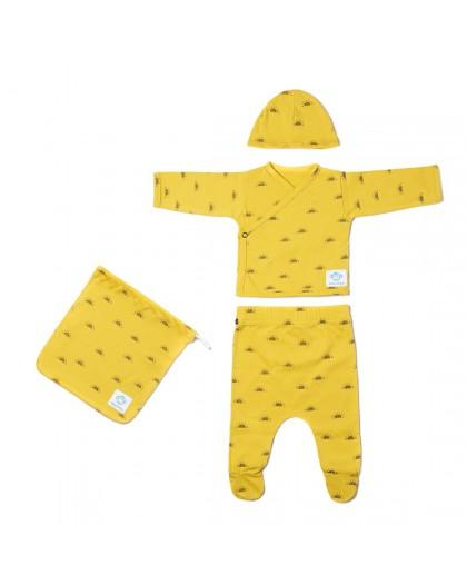 Newborn pack sun ochre