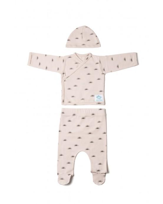 Newborn pack sun pink
