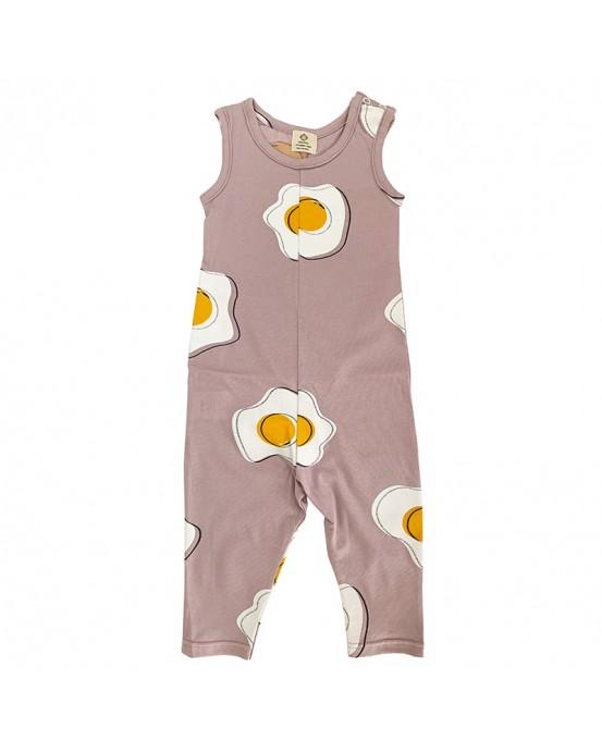 eggs pink jumpsuit