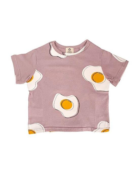 eggs pink tshirt