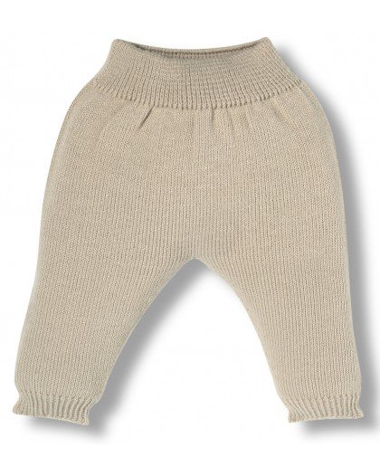 Pantalón newborn beig