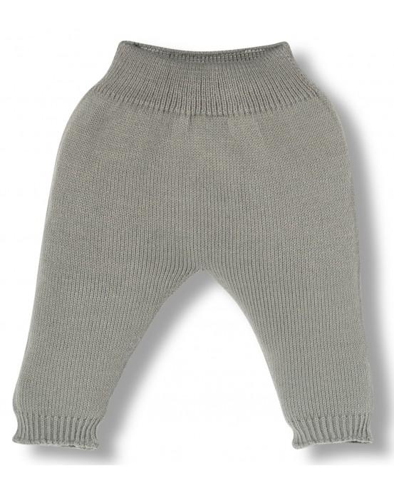 Pantalón newborn gris