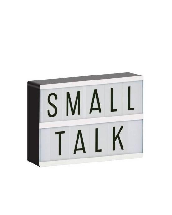 Decorative Lamp - A5 Light Box Mini