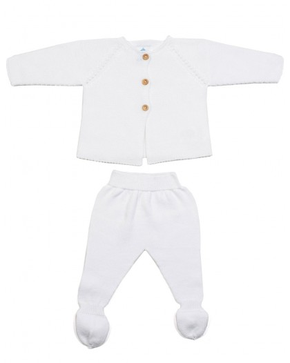 Newborn pack links white
