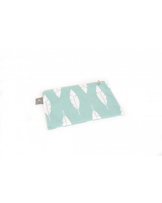 Cosmetic bag mint
