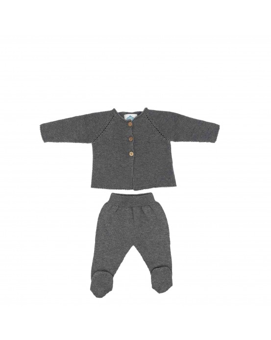 Newborn pack link grey