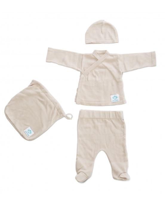 Newborn Pack Beige