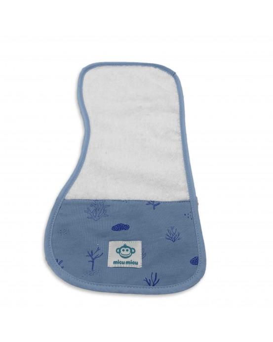 Breastfeeding towel for shoulder