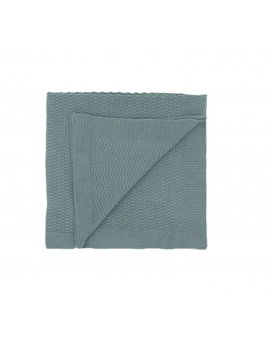 copy of Grey rectangles baby blanket