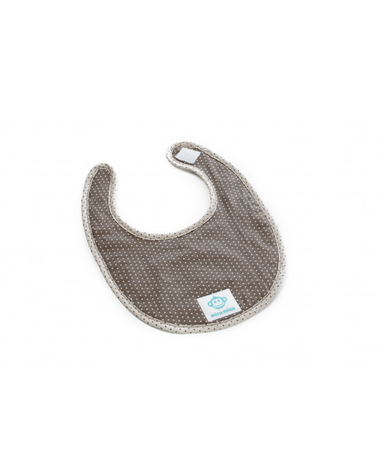 Small Bib Topitos Brown