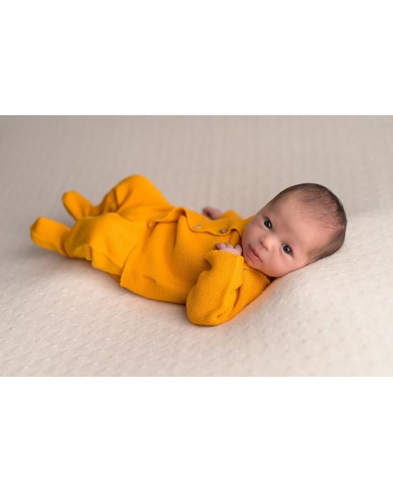 Newborn pack link ochre