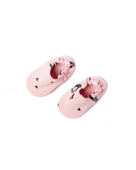 Mini Shoes Pinguinos-Pink
