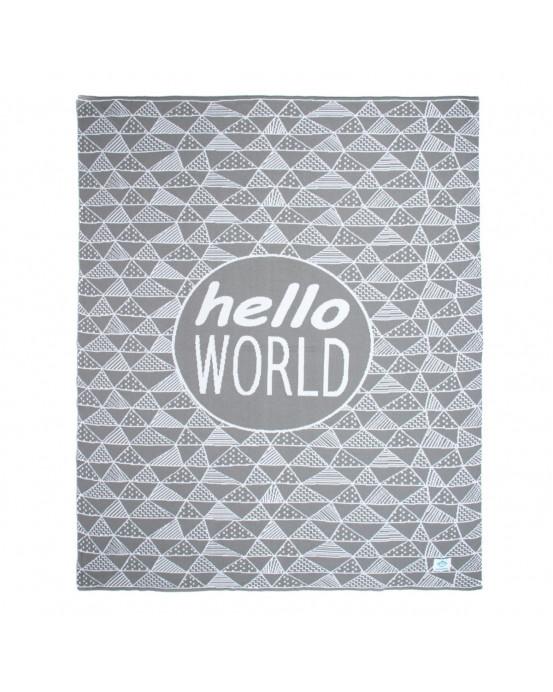 Hello World Grey