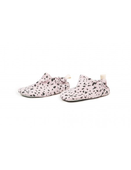 Mini Shoes Manchas-Rosa