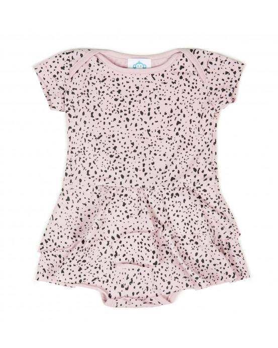 Dress Manchas-Pink