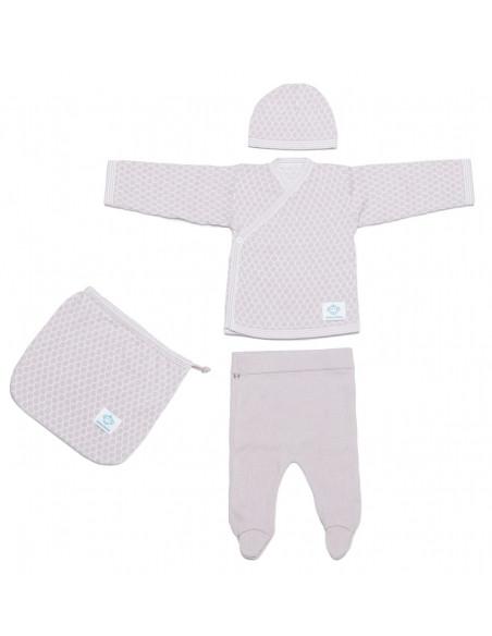 Newborn Pack Abeja Pink