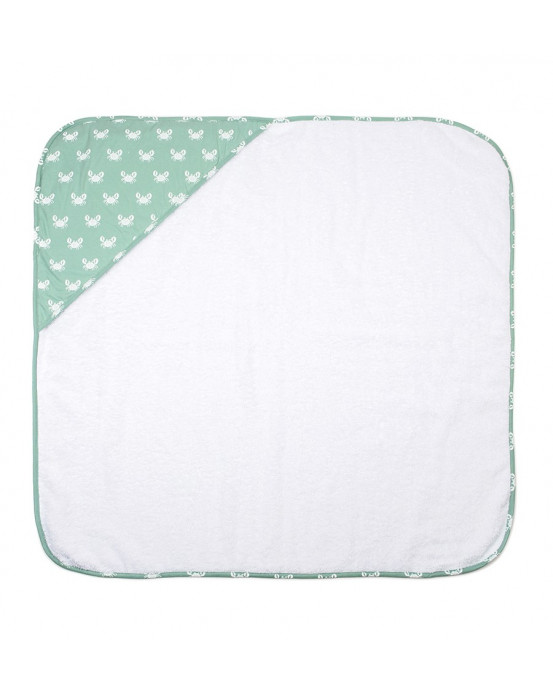 Towel Cloak Crancs Mint