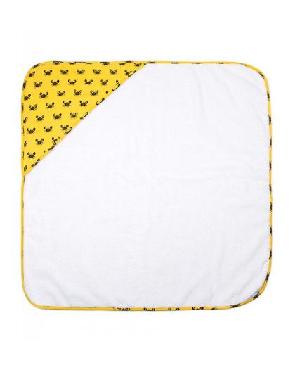 Towel Cloak Crancs Ocre