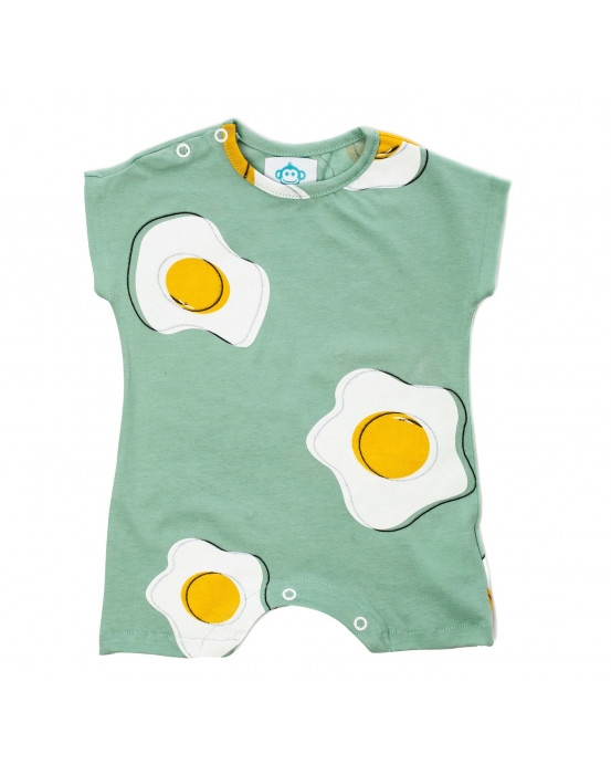 Onesie Egg Mint