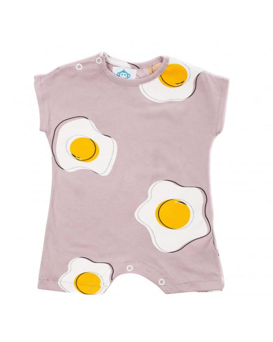 Onesie Egg Rosa