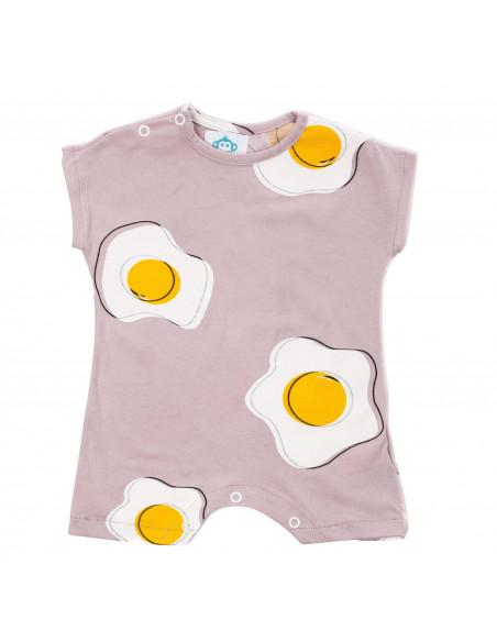 Onesie Egg Pink