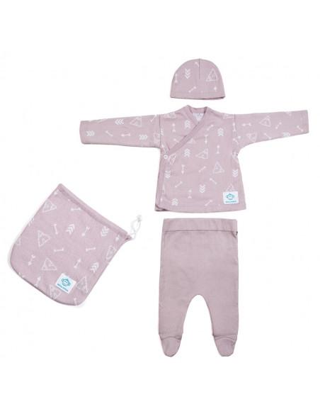 Newborn Pack Tipis Pink